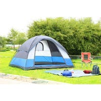 Semoo Waterproof 5-Person Camping/ Hiking Dome Tent (95 inches x 118 inches x 71 inches)