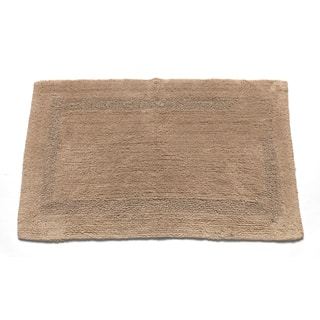 Cotton 21x34 Reversible Bathroom Rug - 21 x 34|https://ak1.ostkcdn.com/images/products/11113285/P18116066.jpg?impolicy=medium