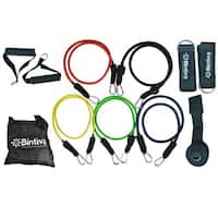 Bintiva 10-piece Resistance Band Set