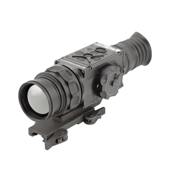 Zeus-Pro 336 4-16x50 (60 Hz) Thermal Imaging Weapon Sight, FLIR Tau 2 - 336x256 (17μm) 60Hz Core, 50mm Lens