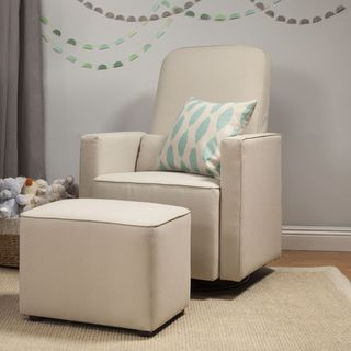 DaVinci Olive Glider and Ottoman (4 options available)