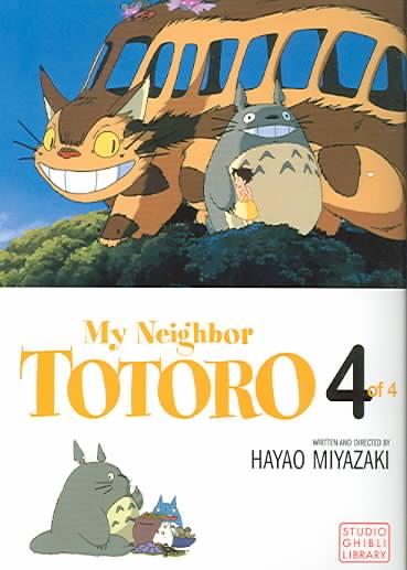 My Neighbor Totoro 4 (Paperback)