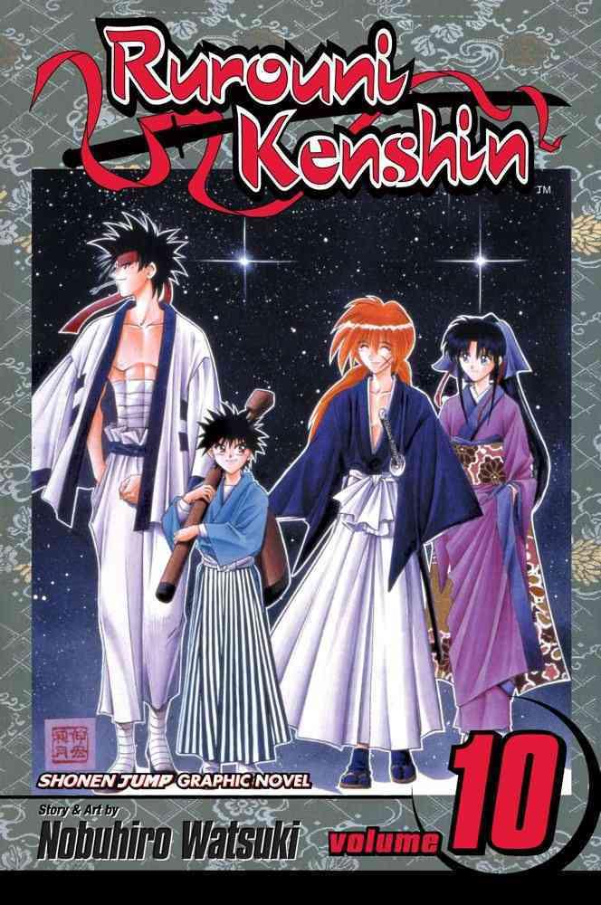 Rurouni Kenshin 10: Mitsurugi, Master And Student (Paperback)