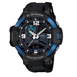 Casio G-Shock GA1000-2B Master of Gravity Analog-Digital Men's Watch