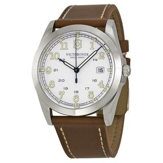 Victorinox Swiss Army 241564 Infantry White Dial Men's Watch