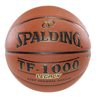 Spalding TF-1000 Legacy Indoor Composite Basketball, Official Size 29.5-Inches