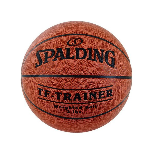 Spalding TF-Trainer Weighted Trainer Ball (3-Pounds, 29.5-Inches)
