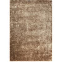 Hand-Loomed Broome Linen/ Viscose Area Rug (8' x 10')