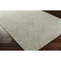 Hand-Knotted Beijing Wool/Cotton Area Rug - 8' x 10'