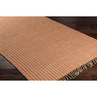 Papilio : Hand-Woven Capitol /Seagrass Area Rug (8' x 10')