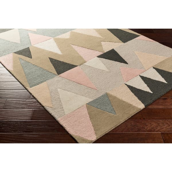 Carson Carrington Ackas Hand Tufted Wool Area Rug On Sale Overstock 11118745