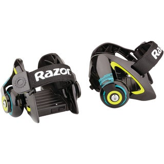 Razor Jetts Heel Wheels Green