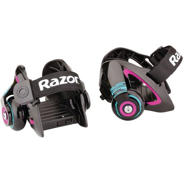 Razor Jetts Heel Wheels Purple