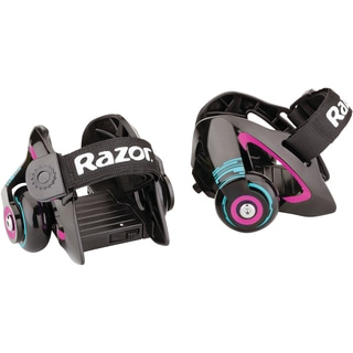 Razor Jetts Heel Wheels Purple
