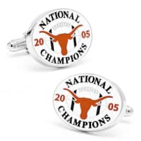 2005 Commemorative Texas Longhorns Cufflinks