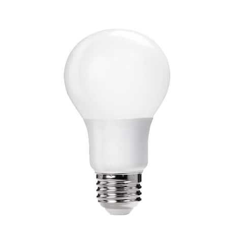 Goodlite 9W LED A19 Omni Directional 60W Equivalent General Purpose Dimmable Light Bulb (10 Pack)