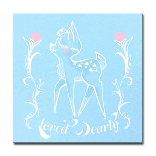 Ready2HangArt 'Loved Dearly' Canvas Art