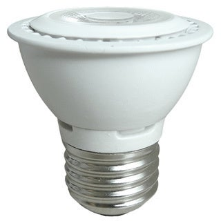 Goodlite COB 7-watt LED PAR16 Lamp LED Bulb Dimmable 50-watt Equivalent 530 Lumen 2700K (Pack of 10)