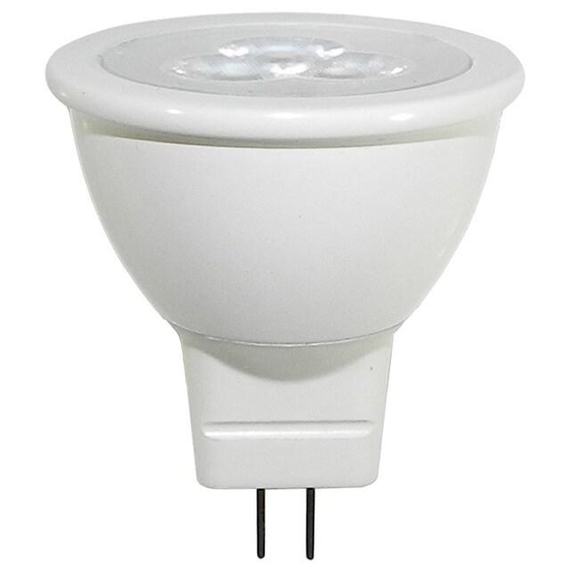 Goodlite 3-watt LED MR11 Lamp 35-watt Equivalent 250 Lume...