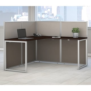 Bush Business Furniture Easy Office L Desk Open Office