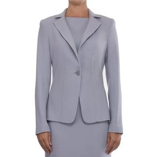 Robert Talbott Women's Grey Blazer