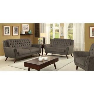 Furniture Of America Valentino 2 Piece Mid Century Modern