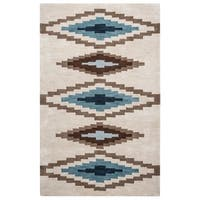 Rizzy Home Tumble Weed Loft Collection TL9056 Accent Rug - 2' x 3'
