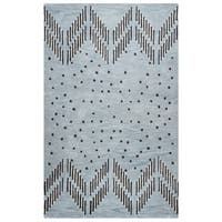Rizzy Home Tumble Weed Loft Collection TL9249 Accent Rug - 2' x 3'