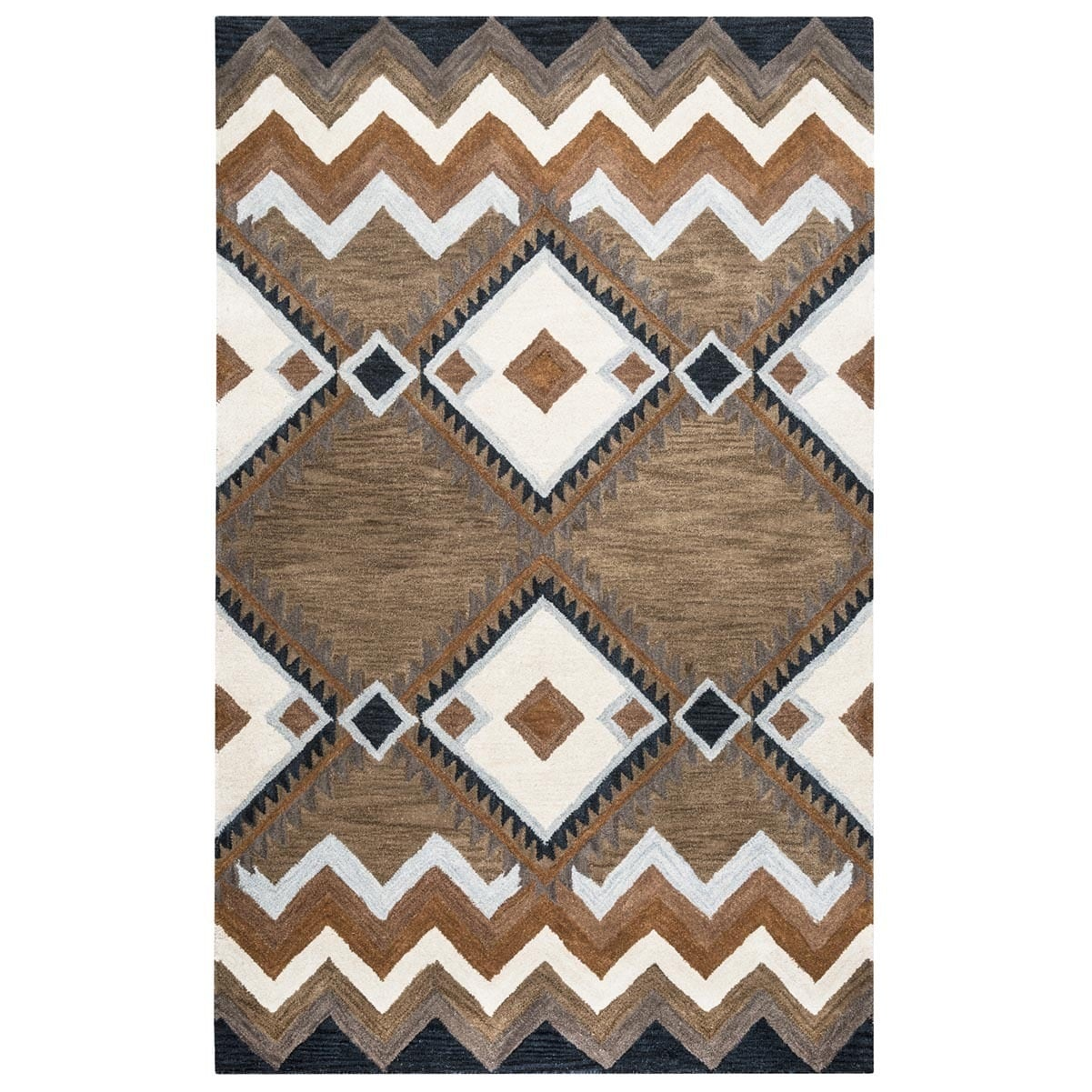 Rizzy Rugs Tumble Weed Loft Collection TL9147 Accent Rug ...