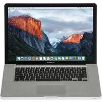 Apple MC371LL/A MacBook Pro 15-inch Dual Core i5 4GB RAM 320GB HDD- Refurbished