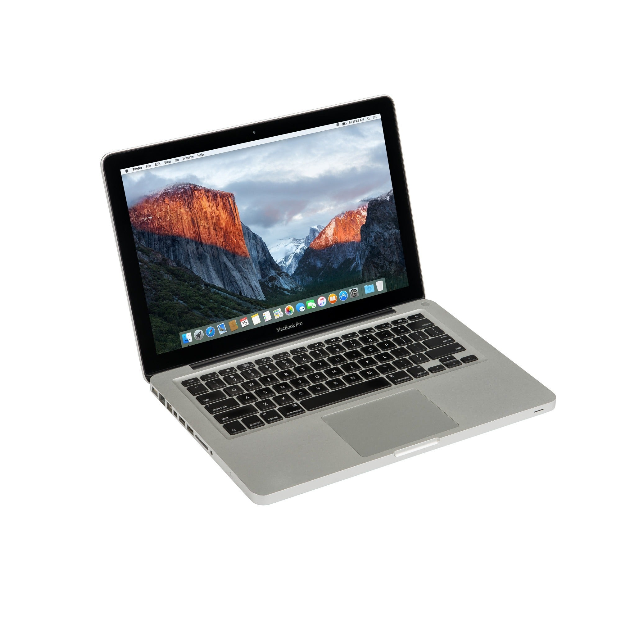 "Apple MacBook Pro 15.4"" Laptop Intel Core i7 2.0 Ghz, 500..."