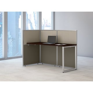 Bush Business Furniture Easy Office Straight Desk Open Office