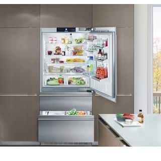 Liebherr CS 2060 36 inch Freestanding or Semi Built-in Refrigerator Freezer, Stainless Steel, Counter depth, Ice Maker|https://ak1.ostkcdn.com/images/products/11129081/P18129588.jpg?impolicy=medium