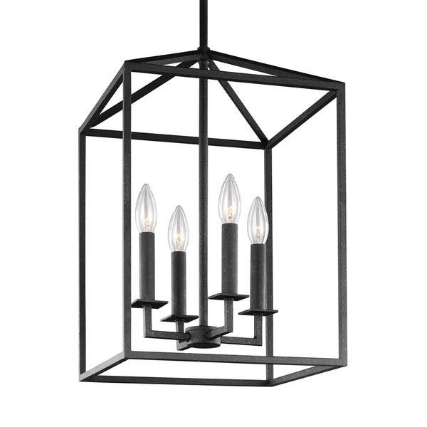 Foyer Lighting Overstock : Sea gull perryton light blacksmith hall foyer fixture