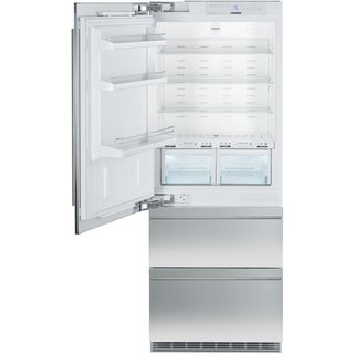 Liebherr HCB 1561 Fully Integrated Refrigerator Freezer with Biofresh (left Hand hinge)