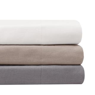 Madison Park Signature Cotton Linen Blend Pillowcases