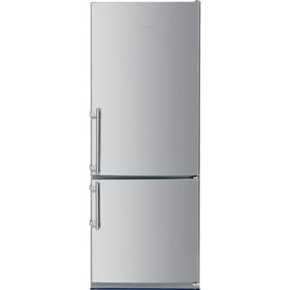 Lieherr CS 1660 Premium NoFrost 30 Inch Freestanding or Semi Built-in Refrigerator & Freezer With Icemaker