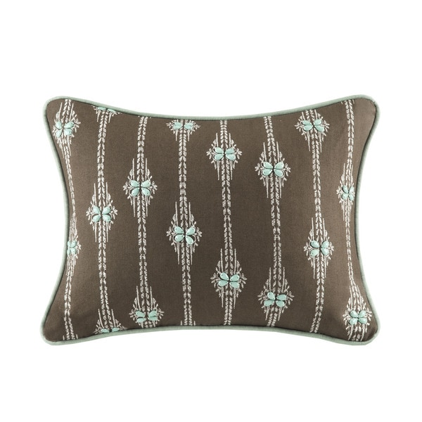 Shop Harbor House Miramar Oblong 12x16 Throw Pillow Free Shipping On Orders Over 45