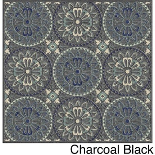 Chaboys Area Rug (7'6 Square) - 7'6 (3 options available)