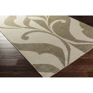 Candice Olson : Hand Knotted Cristo Wool Rug (2' x 3')
