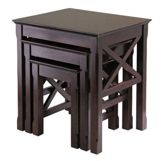 Xola 3pc Nesting Table