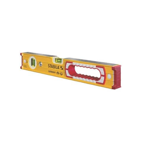 Stabila 37416 - 16-Inch Builders Level, High Strength Frame/Accuracy Certified Professional Level