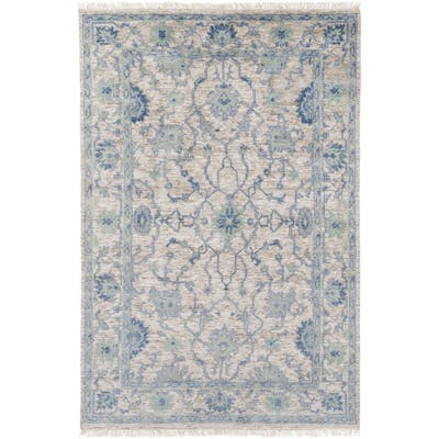 Hand Knotted Area Rugs Clearance