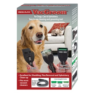 Penn Plax VacGroom for Pets