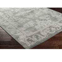 Hand-Knotted Berkshire Indoor Area Rug (9' x 13')