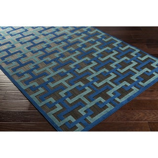 Meticulously Woven Centinela Rug (8'8 x 12')