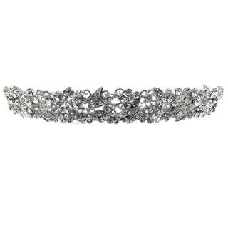 Kate Marie CWN-DH6249 Rhinestone Crown Tiara Headband