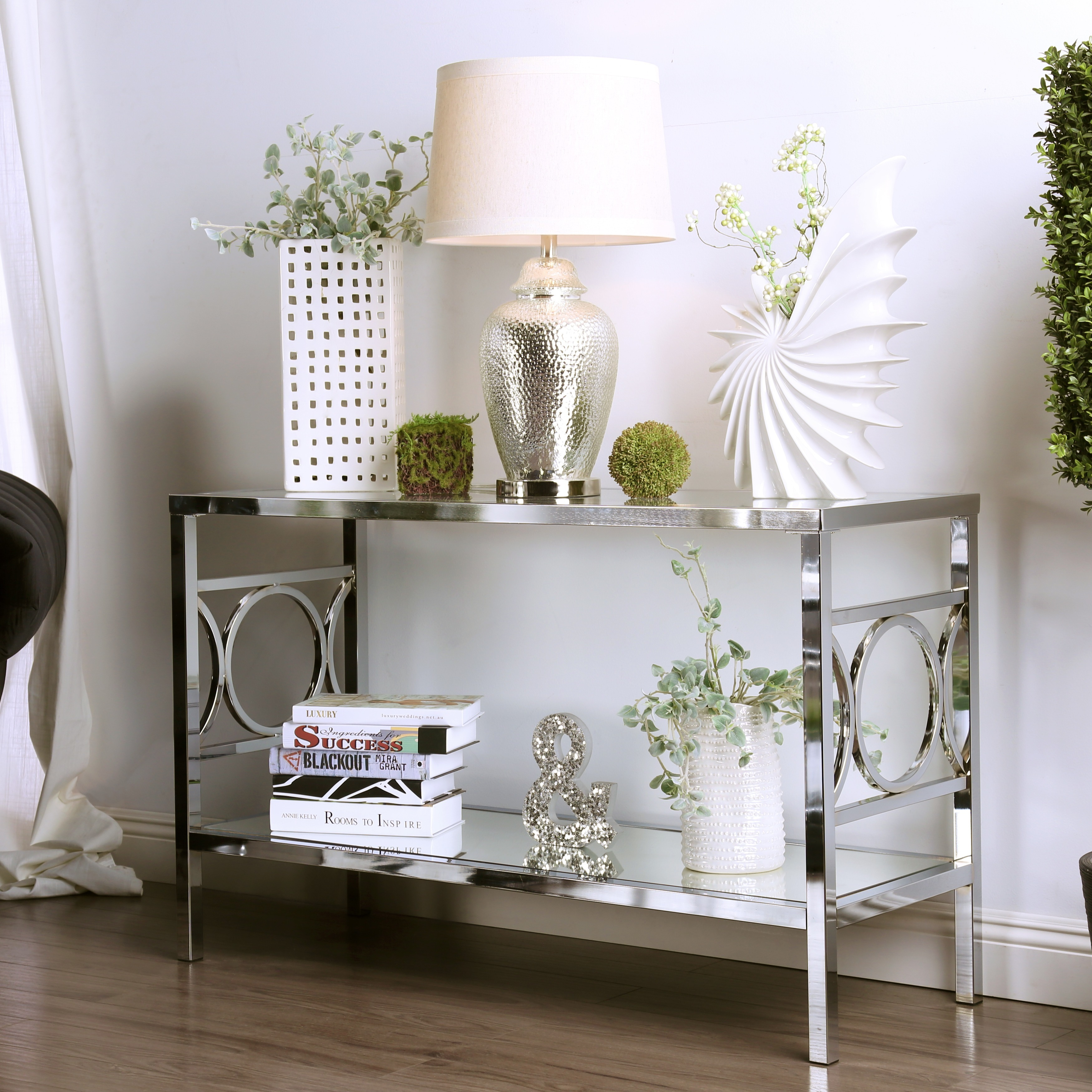 Buy Glass Console Tables Online at Overstockcom