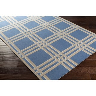 Hand-Hooked Carnaby Wool Rug (8' x 10')