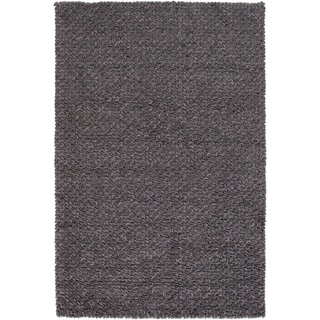 Hand-Crafted Building Wool/ Area Rug - 8' x 10'